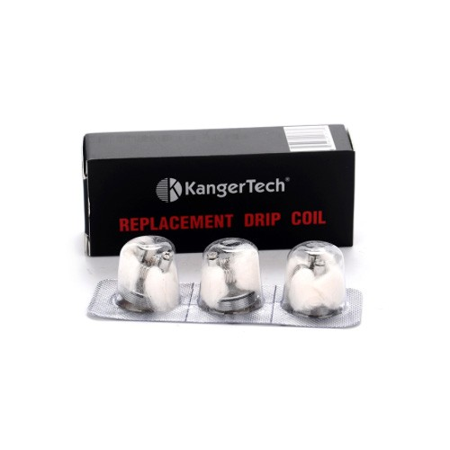 Dripbox Replacement Coils (Pack 3) by Kangertech