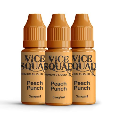 Peach Punch E-Liquid by Vice Squad