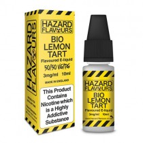 Bio Lemon Tart 50/50 Hazard E-Liquid 10ml