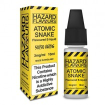 Atomic Snake 50/50 Hazard E-liquid 10ml