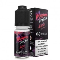 Little Havana Miami Drip Club E-Liquid by Cheap Thrills 10ml