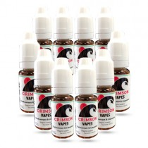 Backcurrant & Liquorice E-Liquid by Crimson Vape