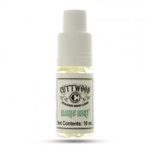 Cuttwood Manic Mint E-liquid 10ml