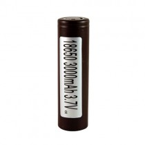 Flat Top 3000mAh LG HG2 18650 Battery-2x