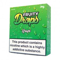 Grape E-Liquid By Fruity Drops