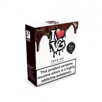 Cola Ice TPD Compliant 10ml Multipacks Of 3 By I Love VG