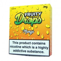 Mango E-Liquid By Fruity Drops
