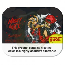 Bad Blood E-Juice By Nasty 50ml
