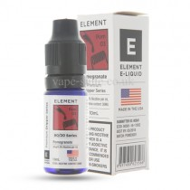 Pomegranate Premium E-Liquid By Element