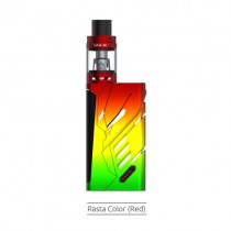 T-Priv 220W Kit Rasta colour (Red) by Smok