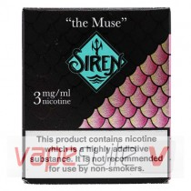 The Muse E-Liquid By Siren 10ml