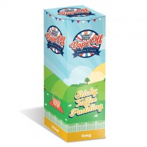 Sticky Toffee Pudding 50ml Great British Vape off