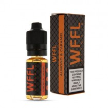 WFFL Almond & Caramel E-Liquid 10ml