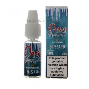 Blizzard 10ml by Doozy Vape Co.