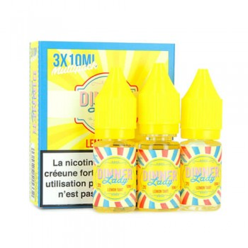 Lemon Tart Dinner Lady 3X10ml