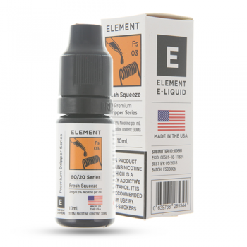 Fresh Squeeze Premium e-liquid by Element