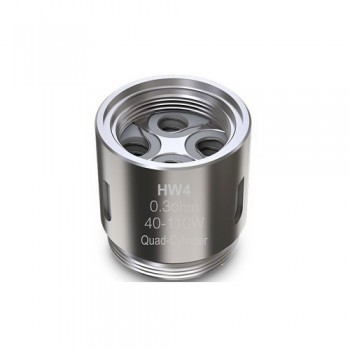 HW4 0.3 Ohm Replacement Coils by Eleaf