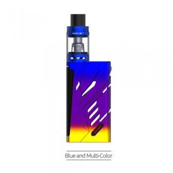 T-Priv 220W Kit Blue and Multi colour by Smok