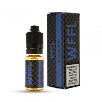 WFFL Blueberry E-Liquid 10ml