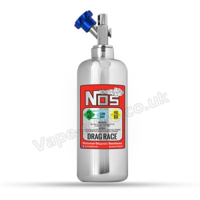 Drag Race-NOS (Red) 60ml