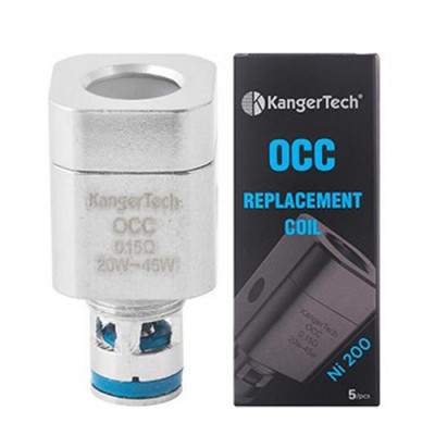 Subtank OCC Replacement Coil NI200 by Kangertech